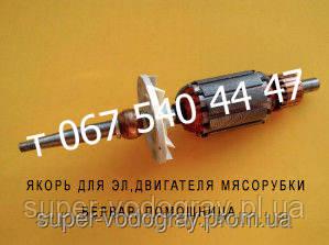 Якорь для электромясорубки Белвар КЭМ 36 Помощница