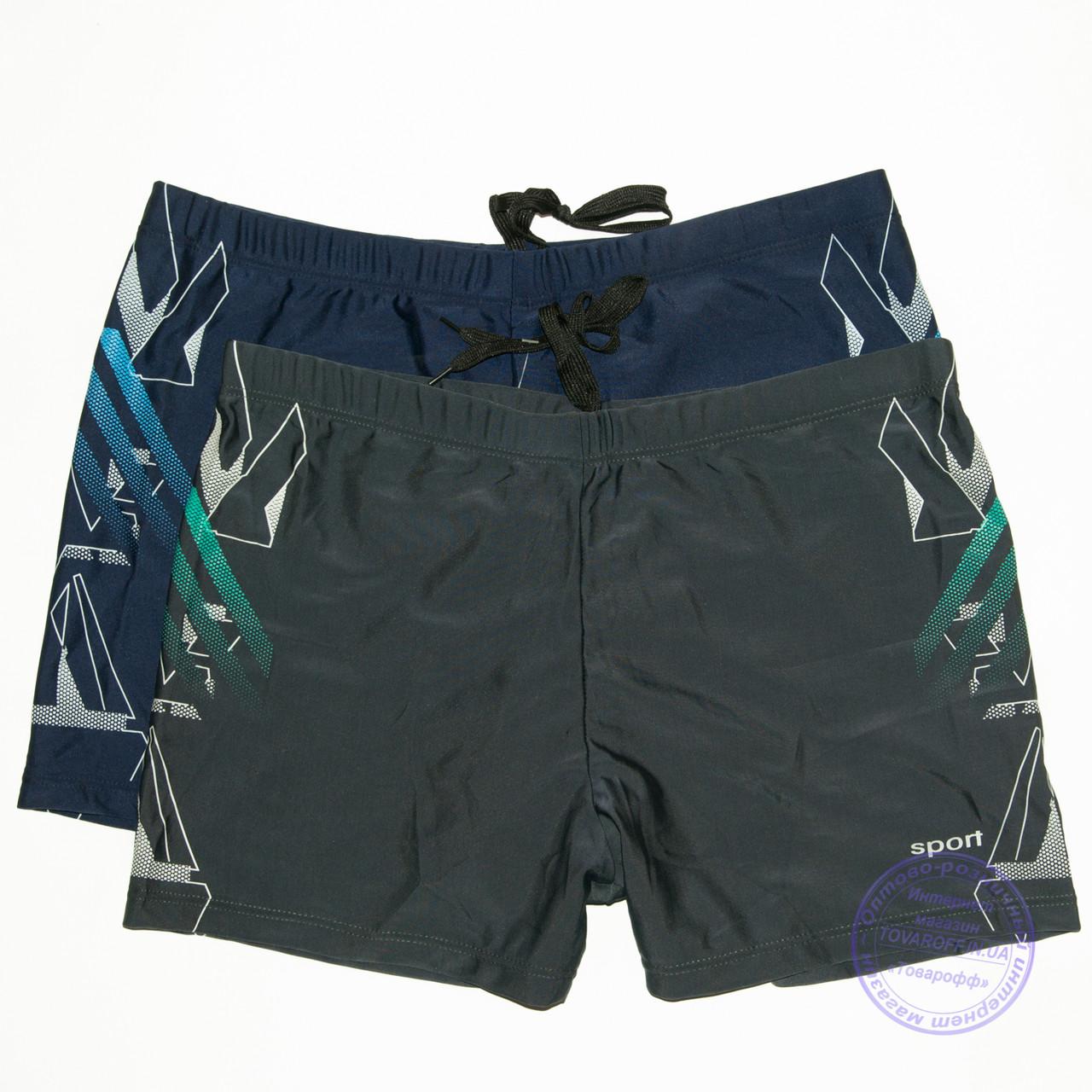 Чоловічі боксерки для купання - 17501