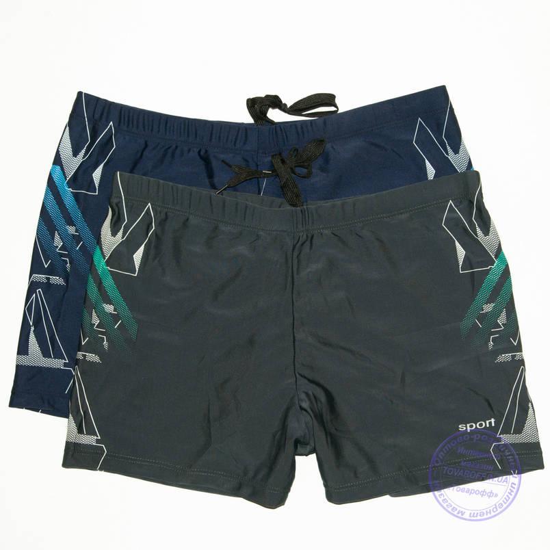 Чоловічі боксерки для купання - 17501, фото 2