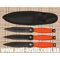 Набор метательных ножей K005 (3шт)+чехол+ документ что не ХО!, фото 1