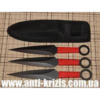 Набор метательных ножей PA4(3шт)+чехол+документ что не ХО!