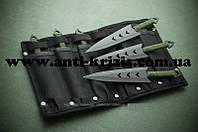 Набор метательных ножей PC040 (6шт)+чехол!