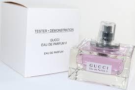 Тестер парфюмированная вода женская Gucci Eau de Parfum II (Гучи Парфюм2) 75 мл