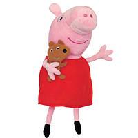 Свинка Пеппа з іграшкою 20 см