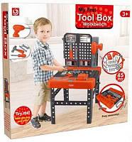 Детский стол с инструментами 1528B