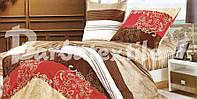 Стильное постельное белье бязь полуторное