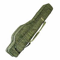 Чехол JAXON LUX 2-а отделения+карман 135 см