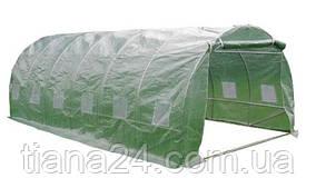 Теплица для огорода 6x3m, 18м2