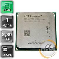 Процессор AMD Sempron 145 (1×2.80GHz/1Mb/AM3) БУ