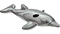 Плотик Дельфин 175х66см, Intex 58535, фото 1