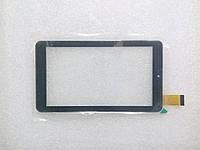 Тачскрин сенсор Texet X-Pad Lite TM-7056  Камера по центру  Проверен / Упаковка наша