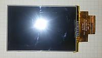 Дисплей с сенсором FPC-39H010C0-A