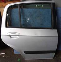 Стекло двери заднее правоеHyundaiGetz2002-2010