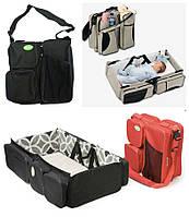 Многофункциональная сумка-кровать для младенцев Ganen baby bed //  baby bed 509