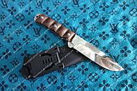 Нож Командирский,современный ,мощный клинок   4.8мм