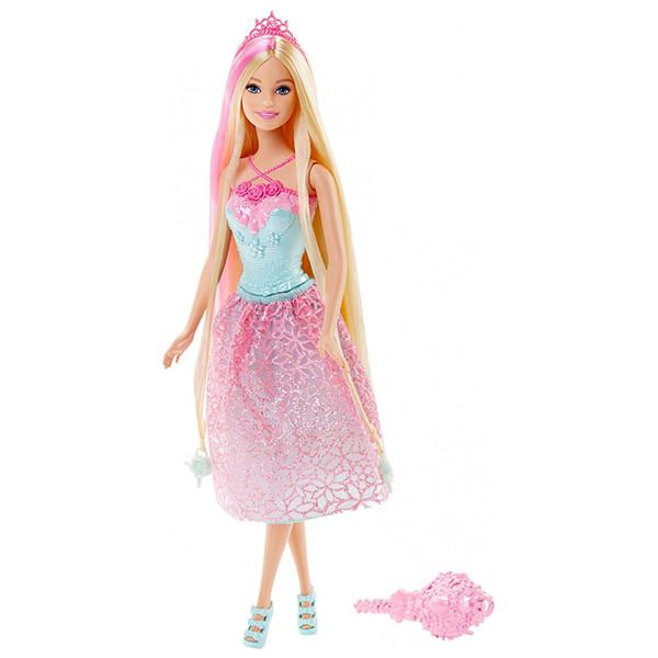 Barbie Принцесса серии Сказочно-длинные волосы (принцеса Барбі з довгим волоссям)