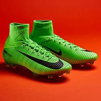 Бутсы Nike Mercurial Superfly V FG 831940-305 Найк Меркуриал (Оригинал) e96d7b66f407a