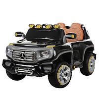 Детский электромобиль  Mercedes  ZP 8005 EBLR-2: 2,4g, 12V7A, кожа-Черный -купить оптом , фото 1