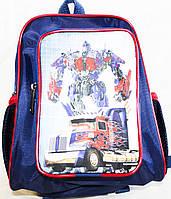 Рюкзак Ранец для дошкольника маленький Трансформер 5556