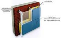 Навесные Вентилируемые Фасады - Производство. Доставка