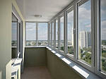 Металопластикові конструкції (вікна, двері, балкони)