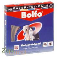 Ошейник  Больфо (Bolfo) от блох и клещей для котов и мелких пород собак, 35 см