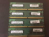 Samsung 4Gb Kit (4x1Gb) ddr2 PC6400 intel/amd