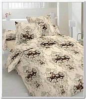 Стильное постельное белье хорошего качества полуторное