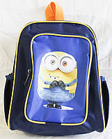 Рюкзак Ранец для дошкольника маленький Миньены 5559