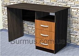 Эргономичный письменный стол с выдвижными ящиками Школьник-3