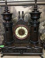 Годинник деревяний