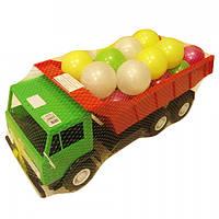 Игрушечная машинка Камаз с шариками Орион