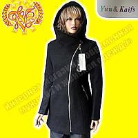 Женское модное пальто