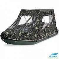 Палатка для надувной лодки Bark BT330-360, BN330-360, фото 1
