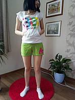 Костюм спортивный с шортами