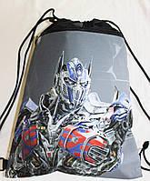 Сумка для сменки Vombato  Робот 2-5556