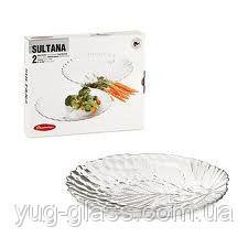 Набор овальных тарелок 230 мм