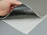 Вибро-шумка 2в1 И5-Ф4.0 (700х500 мм) - вибро и шумоизоляция в одном листе, фото 1