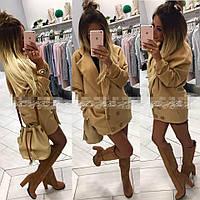 Женское короткое легкое пальто
