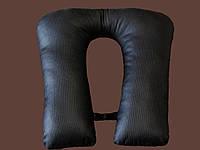 Ортопедическая подушка для сидения П-образная, подкова