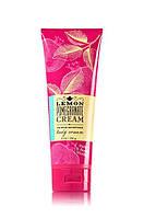 Американський крем для тіла від Bath & Body Works - аромат Lemon Pomegranate Cream (лимон, гранат, вершки)
