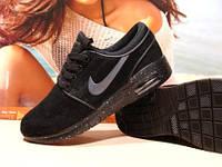 Кроссовки для бега Nike stefan janoski черные 36 р.