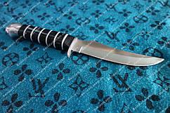 Нож нескладной туристический С небольшим упором