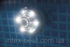 Гидроэлектрическая светодиодная лампа Intex 28691
