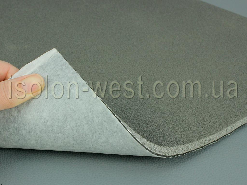 Вибро-шумка 2в1 И8-Ф4.0 (700х500 мм) - вибро и шумоизоляция в одном листе