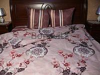 Стильное постельное белье 100 % хлопок полуторное