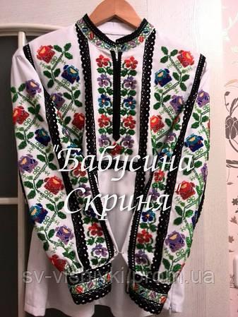Заготовка під вишивку жіночої сорочки БС 57  продажа 8fd43b59c4394