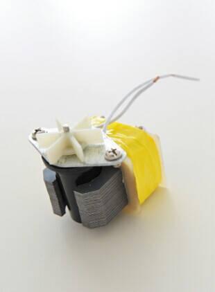 Двигатель для помпы подогревателя Лунфэй Маленький дракон и подогревателей на 3 кВт, фото 2