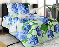 Постельное белье Руно 4507 Гортензия семейный комплект