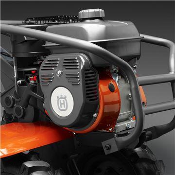 Двигатель 6,5 л.с. мотоблока Husqvarna tf 230